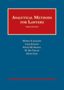 Cover of Analytical Methods for Lawyers