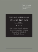 Cover of Cases and Materials on Oil and Gas Law