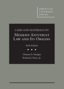 Cover of Cases and Materials on Modern Antitrust Law and Its Origins