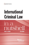 Cover of International Criminal Law in a Nutshell