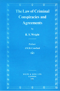 Cover of The Law of Criminal Conspiracies and Agreements