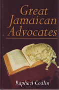 Cover of Great Jamaican Advocates