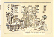 Cover of A Guide to Lincoln's Inn