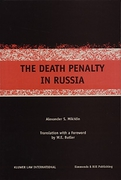 Cover of The Death Penalty in Russia