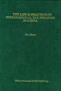 Cover of Law and Practice of International Tax Treaties in China