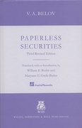 Cover of Paperless Securities