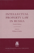Cover of Intellectual Property Law in Russia