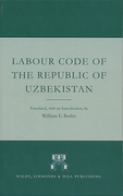 Cover of Labour Code of the Republic of Uzbekistan