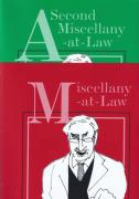 Cover of Miscellany Pack: Miscellany-at-Law & A Second Miscellany-at-Law