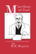 Cover of Miscellany-at-Law: A Diversion for Lawyers and Others