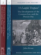 Cover of Bailiffs' Law: Volumes 1 & 2: A Lawful Trespass & Persons of No Value?