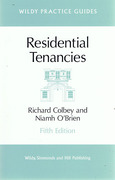 Cover of Residential Tenancies