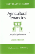 Cover of Agricultural Tenancies