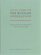 Cover of Civil Code of the Russian Federation: : Parts One, Two, Three and Four