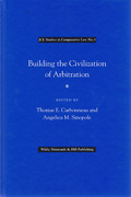 Cover of Building the Civilization of Arbitration