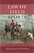 Cover of Law of Field Sports