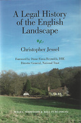 Cover of A Legal History of the English Landscape