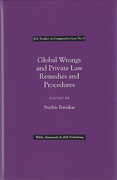Cover of Global Wrongs and Private Law Remedies and Procedures