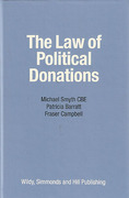 Cover of The Law of Political Donations