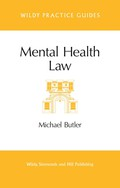 Cover of Mental Health Law