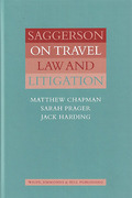 Cover of Saggerson on Travel Law and Litigation
