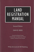 Cover of Land Registration Manual