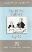 Cover of Forensic Fables by 'O'