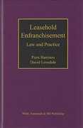 Cover of Leasehold Enfranchisement: Law and Practice