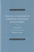 Cover of The Legal Regime of Chinese Overseas Investment
