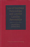 Cover of Law of Insolvent Partnerships and Limited Liability Partnerships