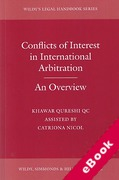 Cover of Conflicts of Interest in International Arbitration: An Overview (eBook)