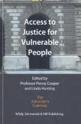 Cover of Access to Justice for Vulnerable People