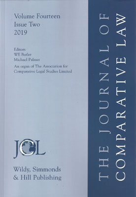 The Law of Presumptions: Essays in Comparative Legal History