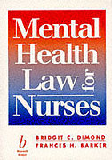 Cover of Mental Health Law for Nurses