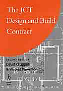 Cover of The JCT Design and Build Contract