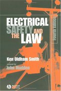 Cover of Electrical Safety and the Law