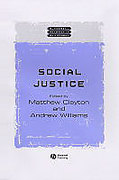 Cover of Social Justice