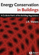 Cover of Energy Conservation in Buildings