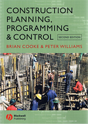 Cover of Construction Planning, Programming and Control