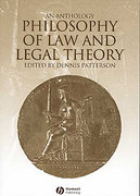 Cover of Philosophy of Law and Legal Theory