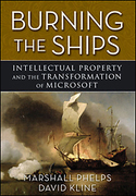 Cover of Burning the Ships: Intellectual Property and the Transformation of Microsoft