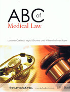 Cover of ABC of Medical Law