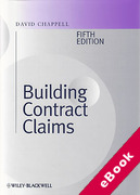 Cover of Building Contract Claims (eBook)