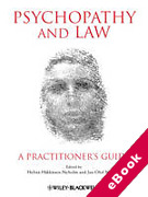 Cover of Psychopathy and Law: A Practitioner's Guide (eBook)