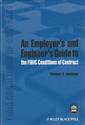 Cover of An Employer's and Engineer's Guide to the FIDIC Conditions of Contract