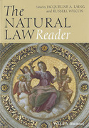 Cover of The Natural Law Reader