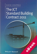 Cover of The JCT Standard Building Contract 2011 (eBook)