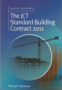 Cover of The JCT Standard Building Contract 2011