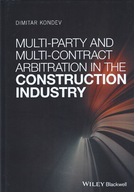 Wildy sons ltd the worlds legal bookshop search results for multi party and multi contract arbitration in the construction industry ebook fandeluxe Images