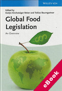 Cover of Global Food Legislation: An Overview (eBook)
